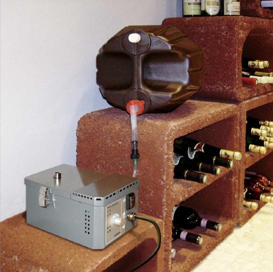 Искусство хранения вина